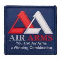 Air Arms Cloth Sew on Badge
