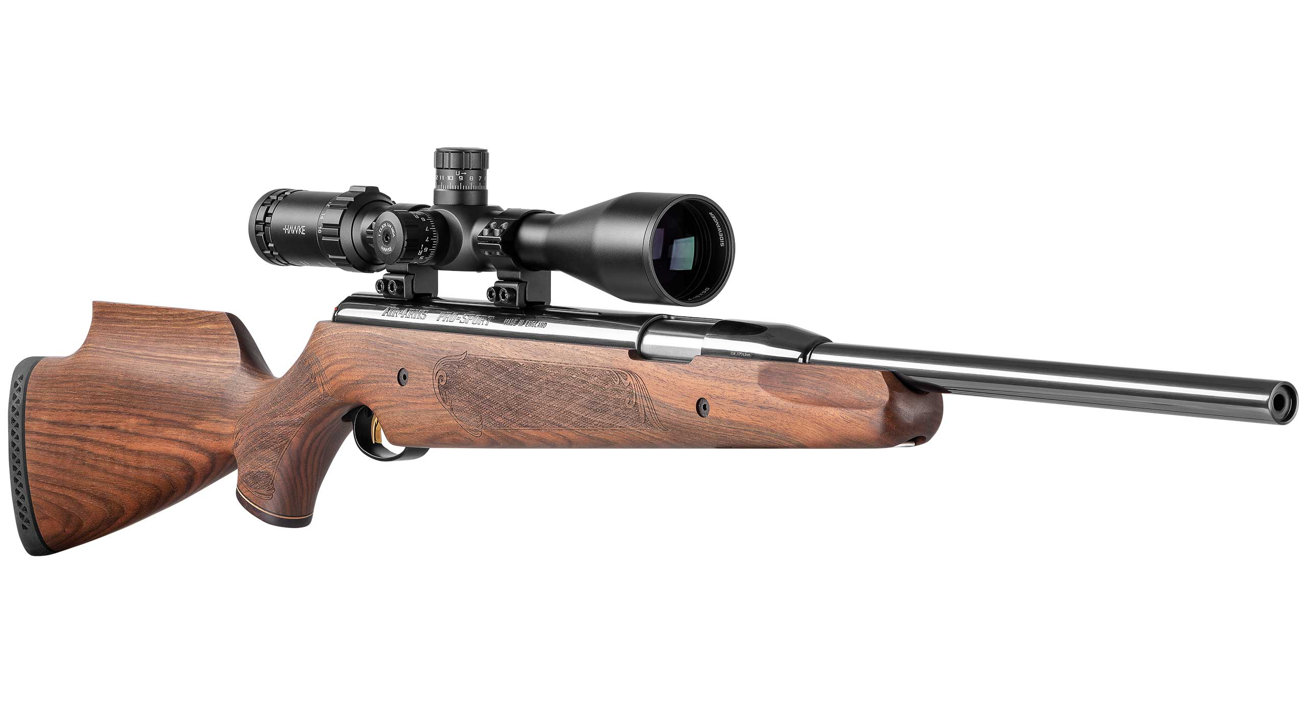 Pro Sport Spring Rifle Angled