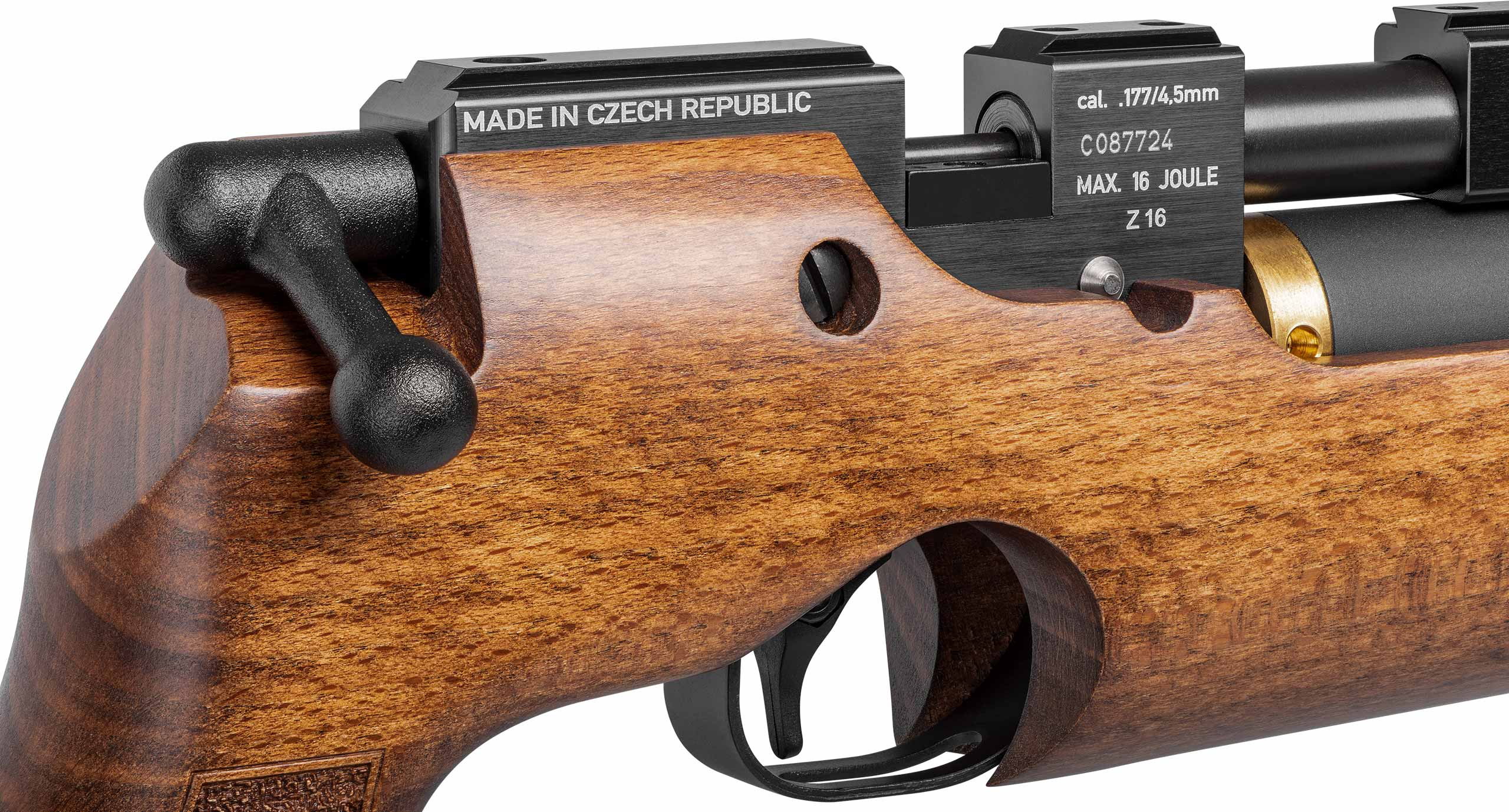 S200 Target Rifle Lever and Action