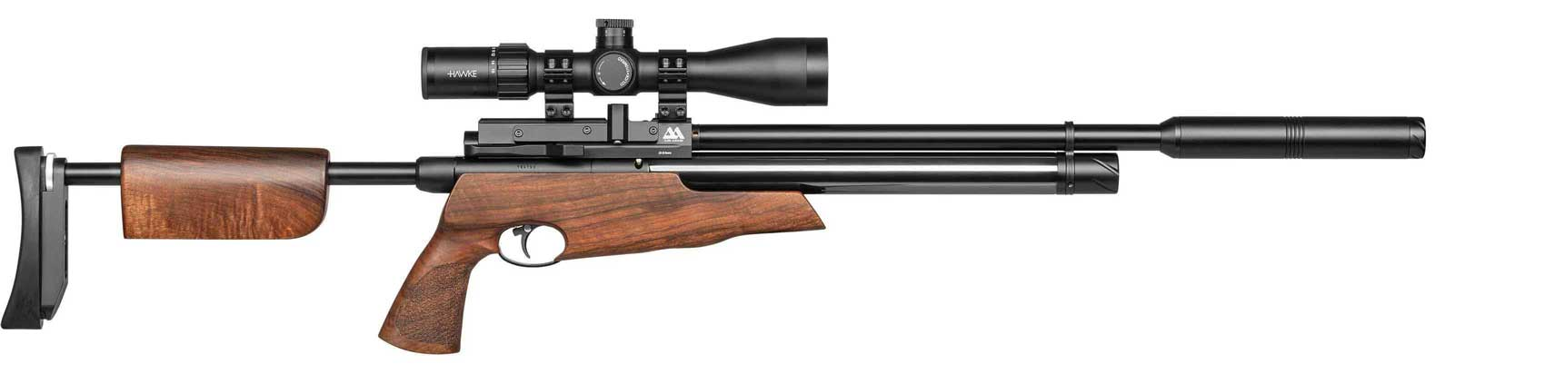 S510 TDR Take Down Rifle