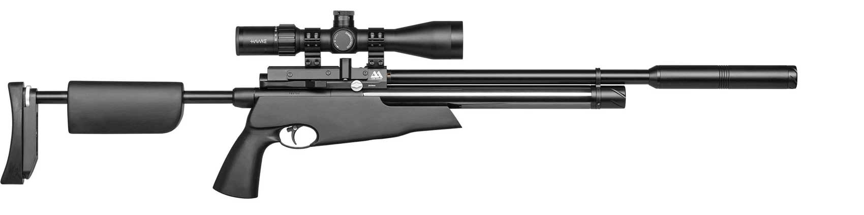 S510 XS TDR Take Down Rifle