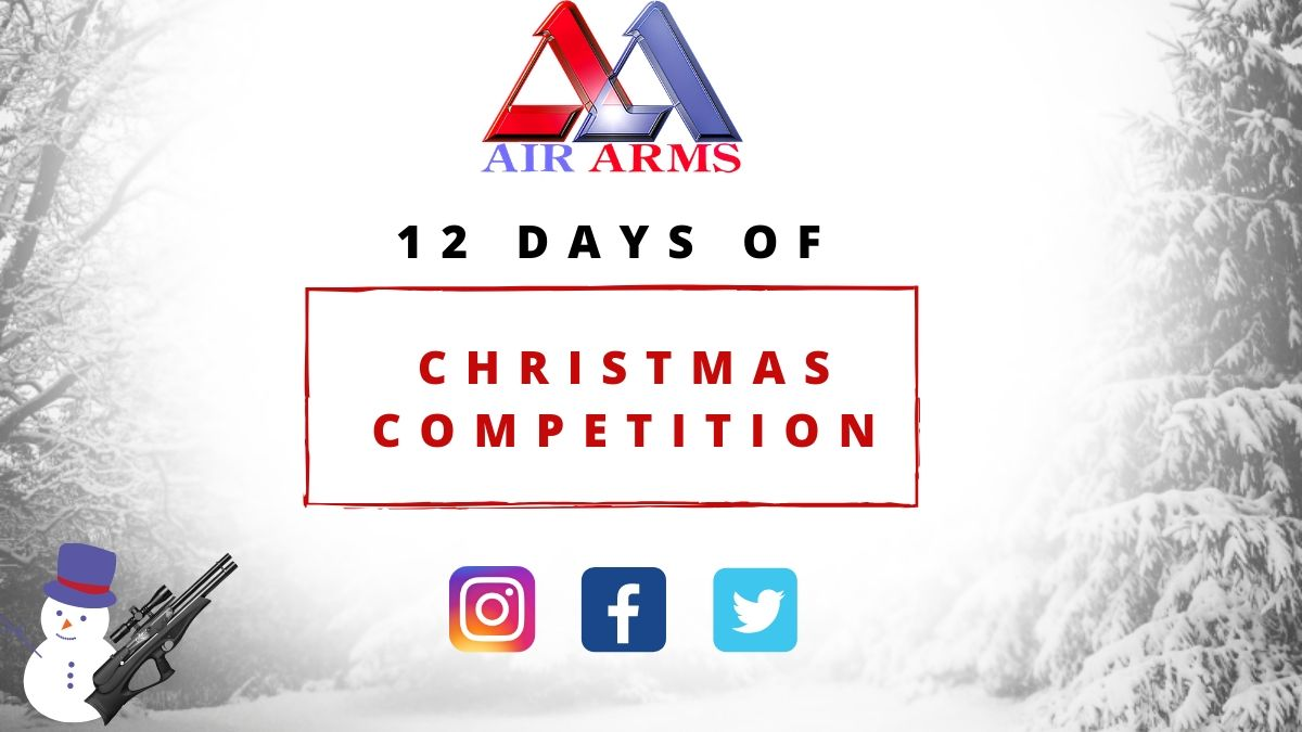 The Air Arms Twelve Days of Christmas Giveaway