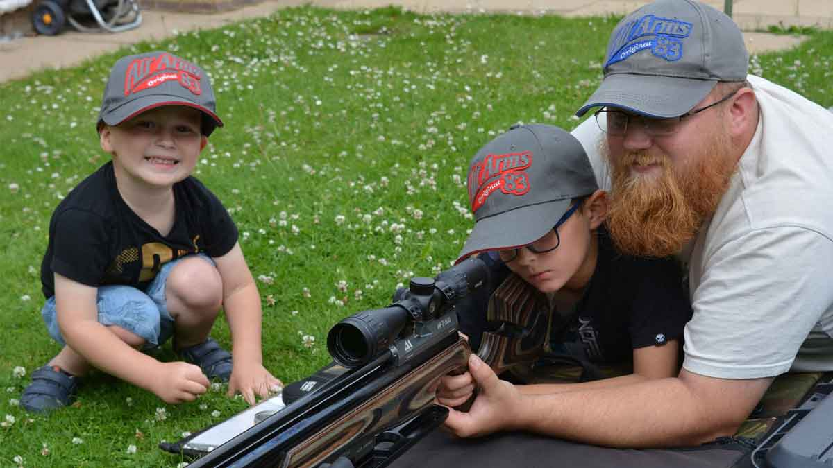 What does Air Arms mean to me? - Paul Relf