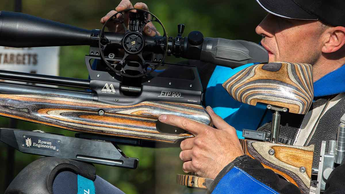 What's it all about? - The British Air Rifle Championship