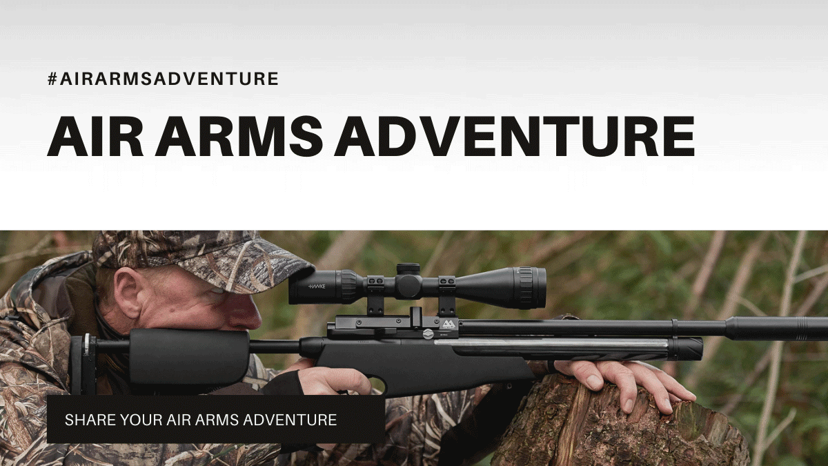 Share your Air Arms Adventure!