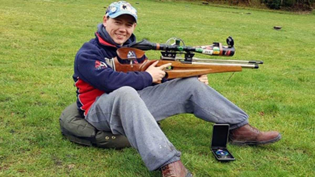 Getting to know Field Target Shooter Jack Harris