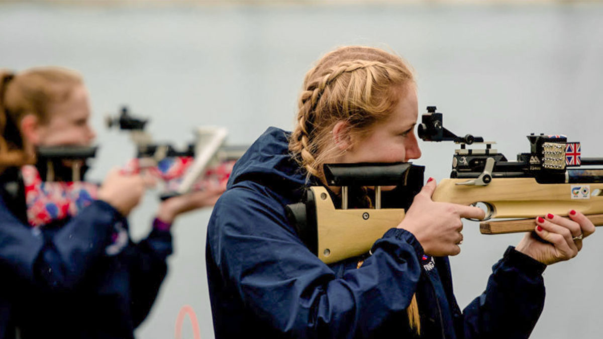 Target Sprint Festival Shooting Festival – Day Two: ISSF World Tour British Open