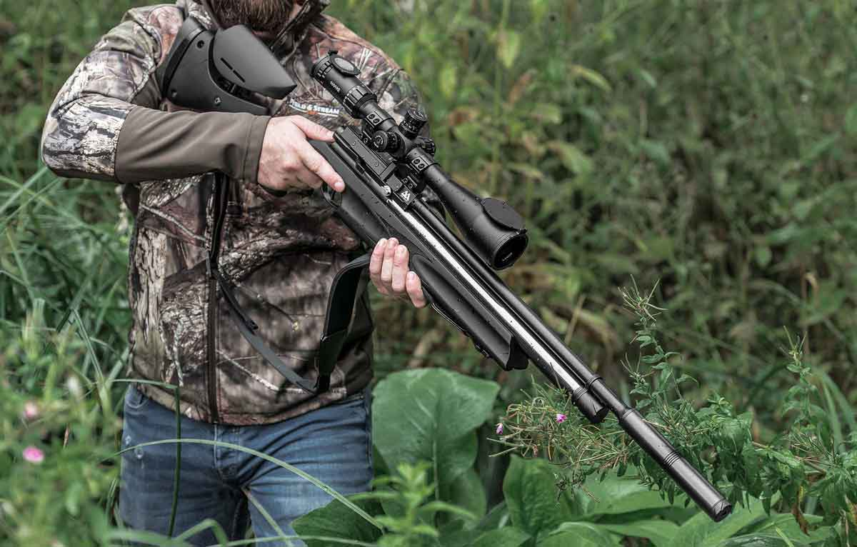 S510 Ultimate Sporter XS named Airgun of the Year at the