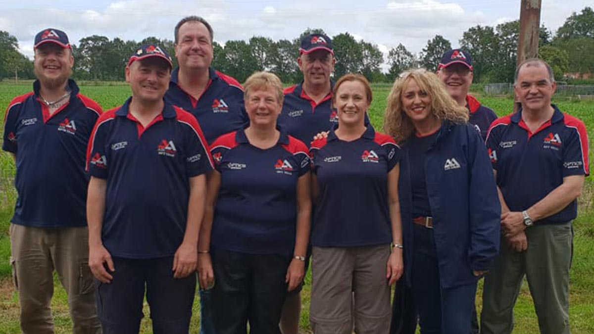 The Southern Hunters Field Target Series 2019-20