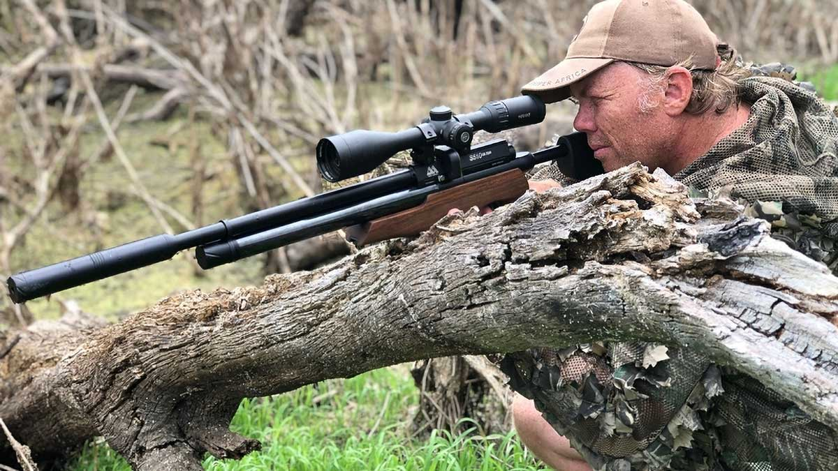 Airgun Hunting with the Air Arms S510 TDR