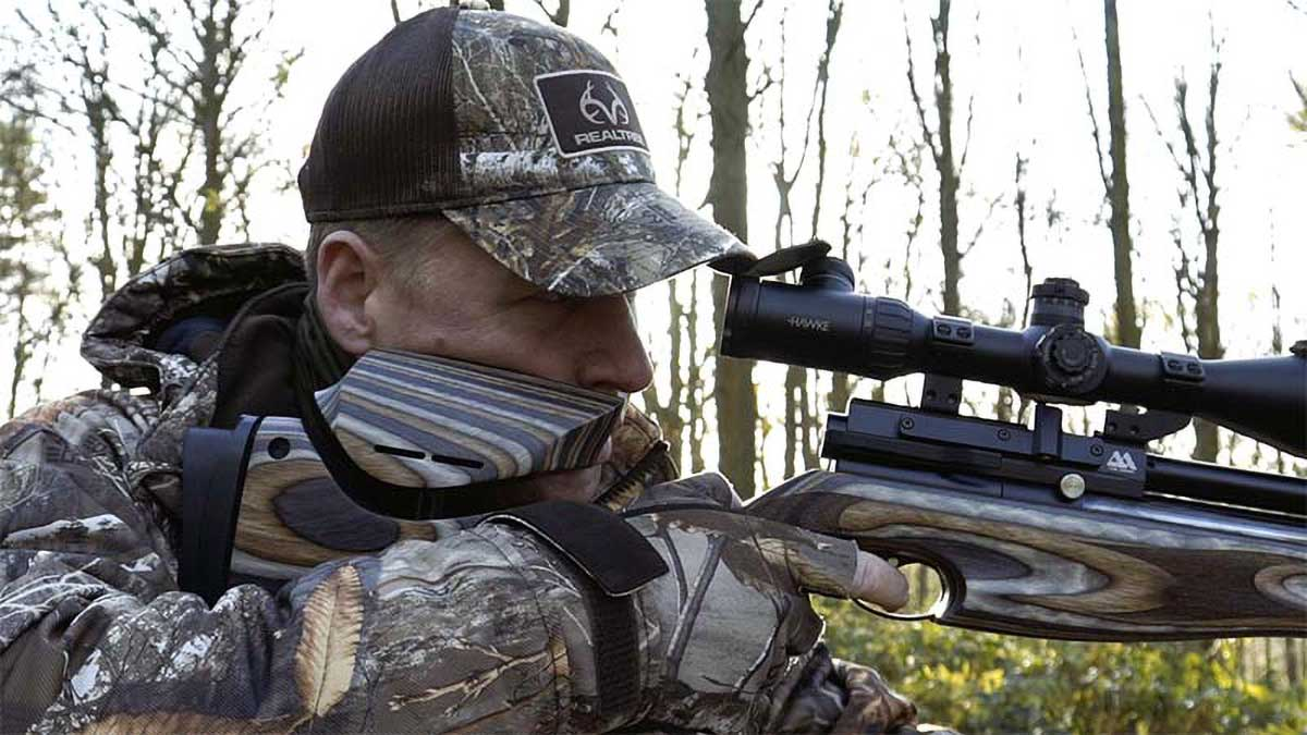 Airgun Squirrel Hunting with the Ultimate Sporter