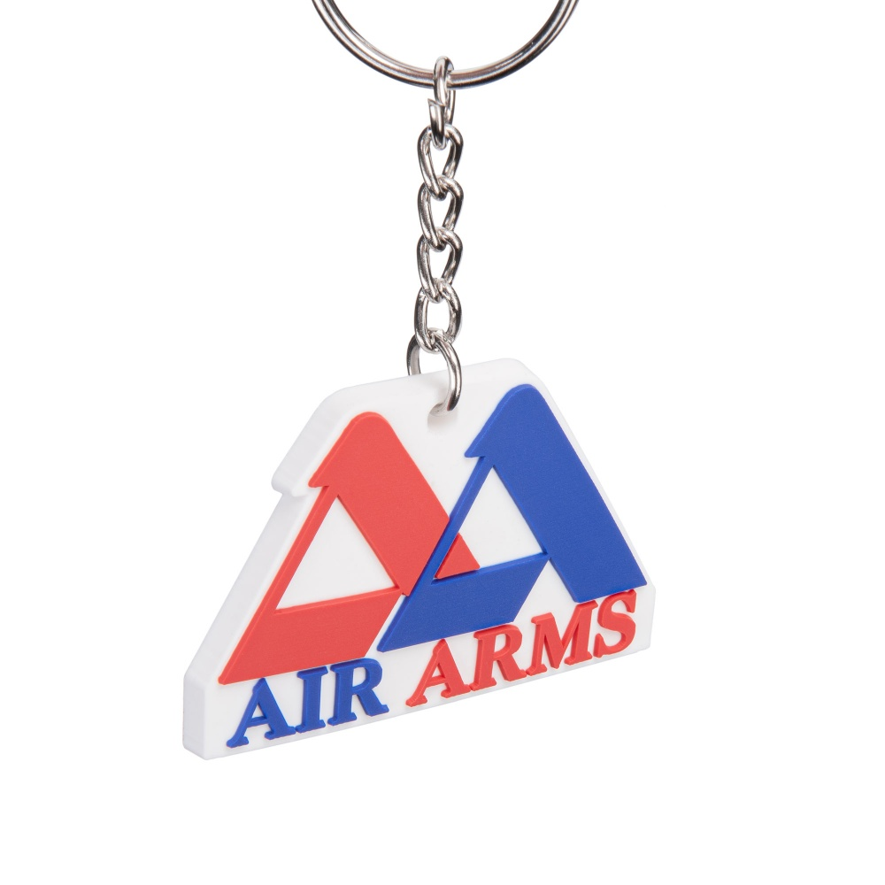 Air Arms Rubber Keyring