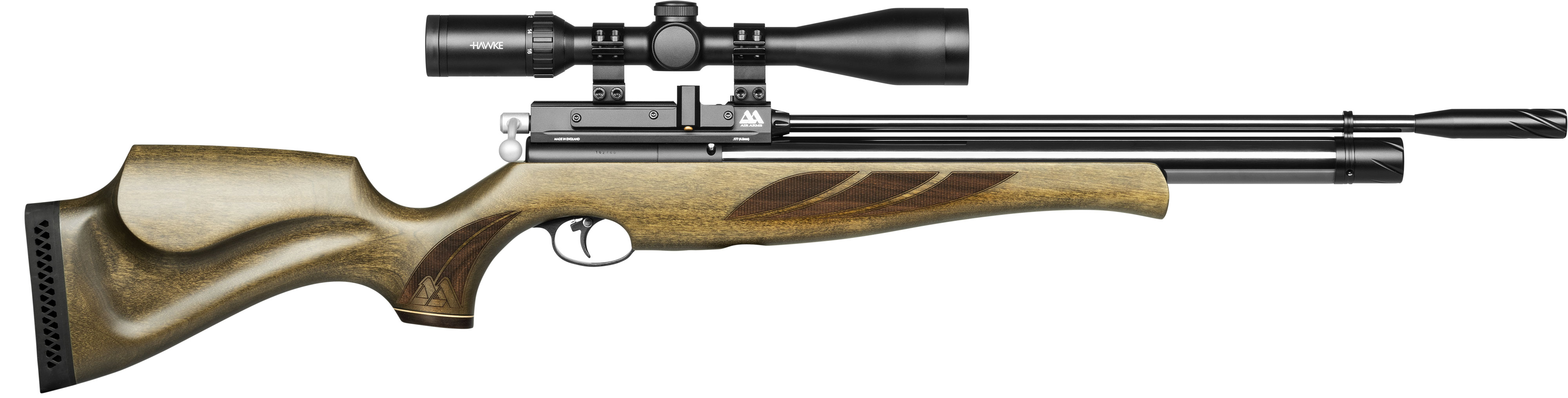 S410 Rifle Superlite Hunter Green