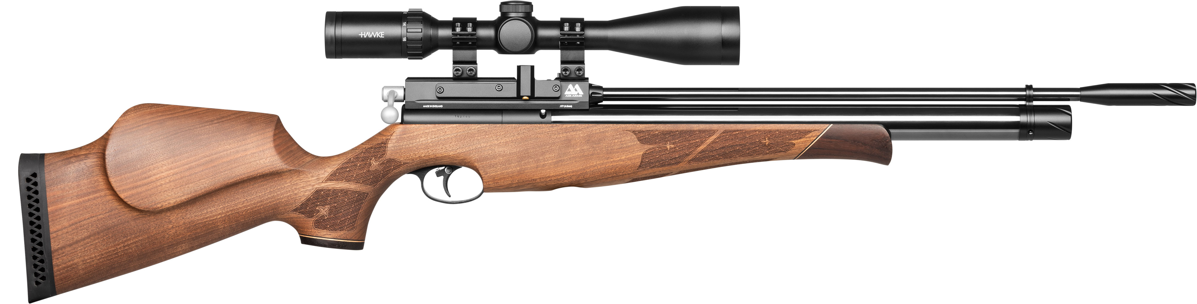 S410 Rifle Walnut Left Hand