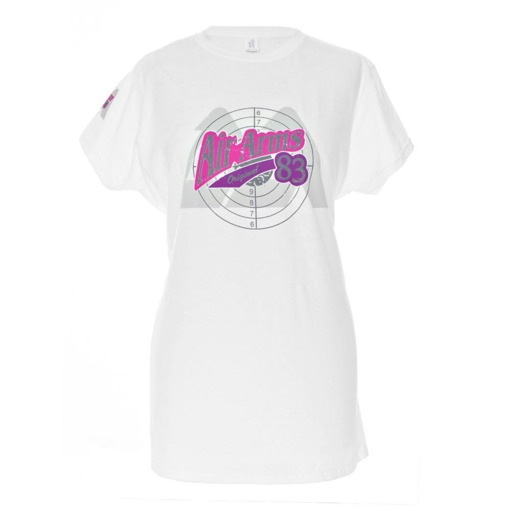Air Arms '83 Women's T-Shirt - White