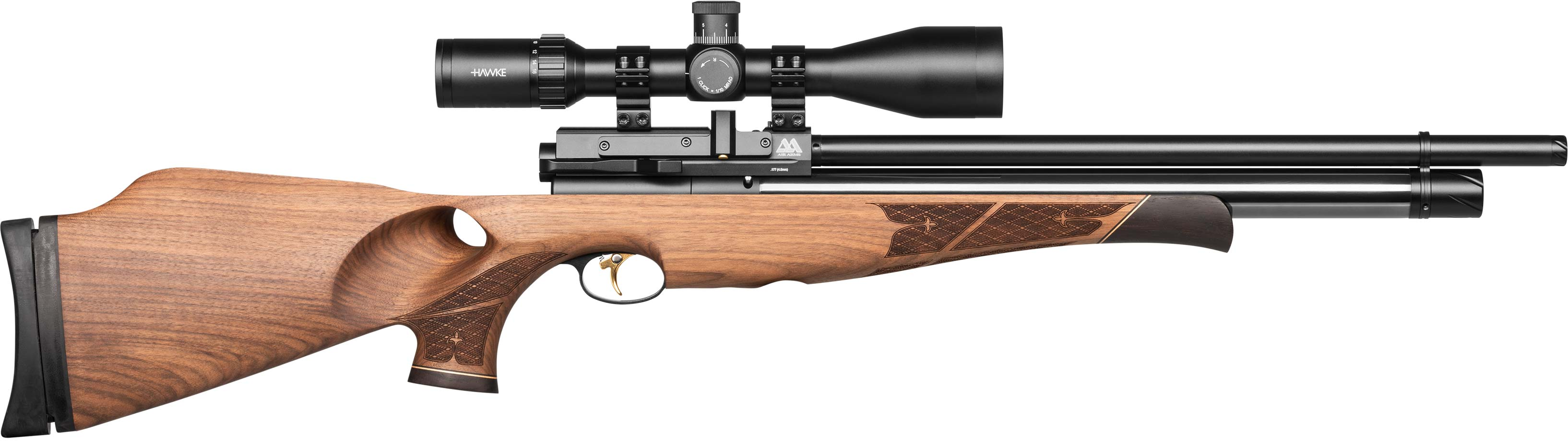 S510 Carbine Walnut Thumbhole