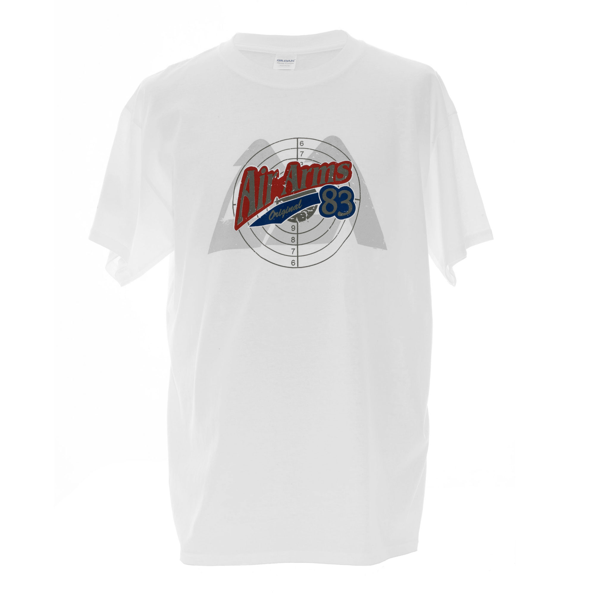 Air Arms '83 T-Shirt - White