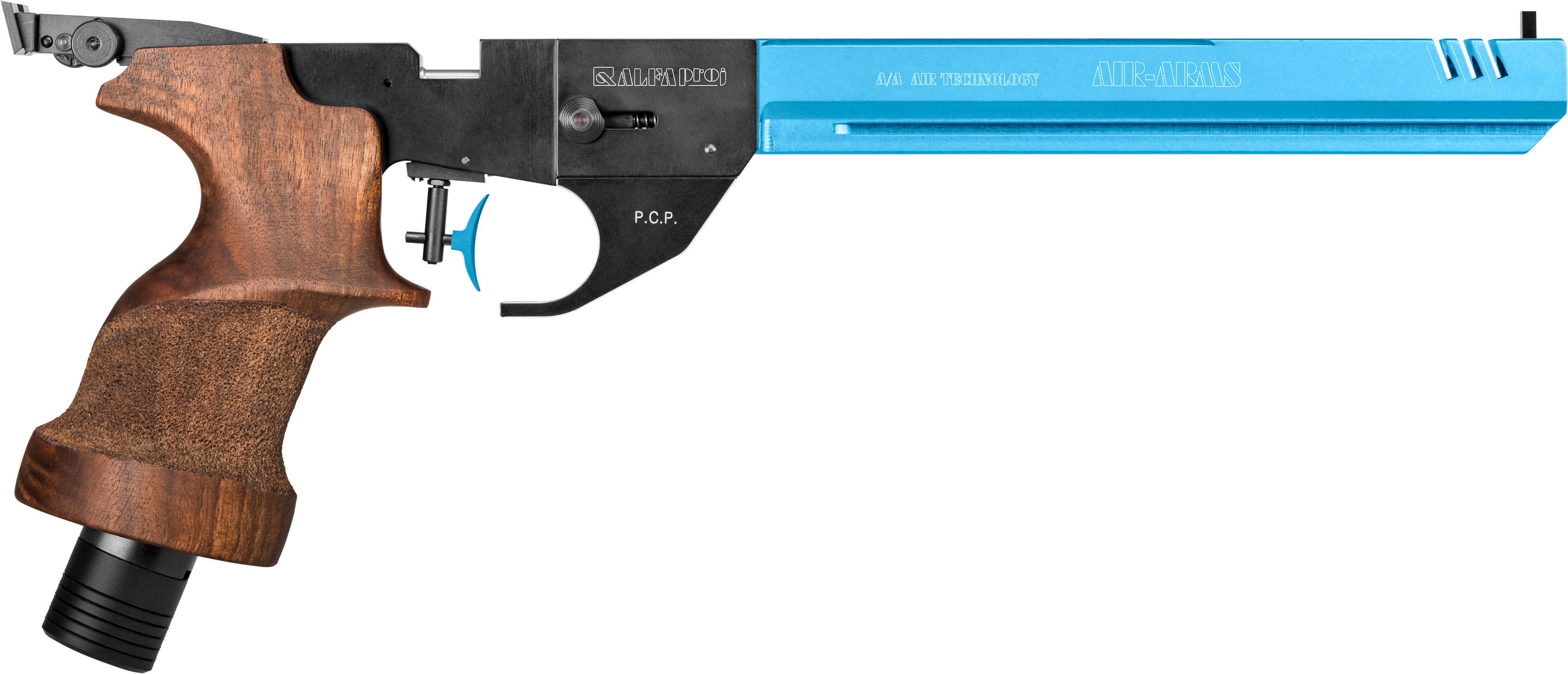 Alfa Sport Pistol - Target Rifles | Air Arms