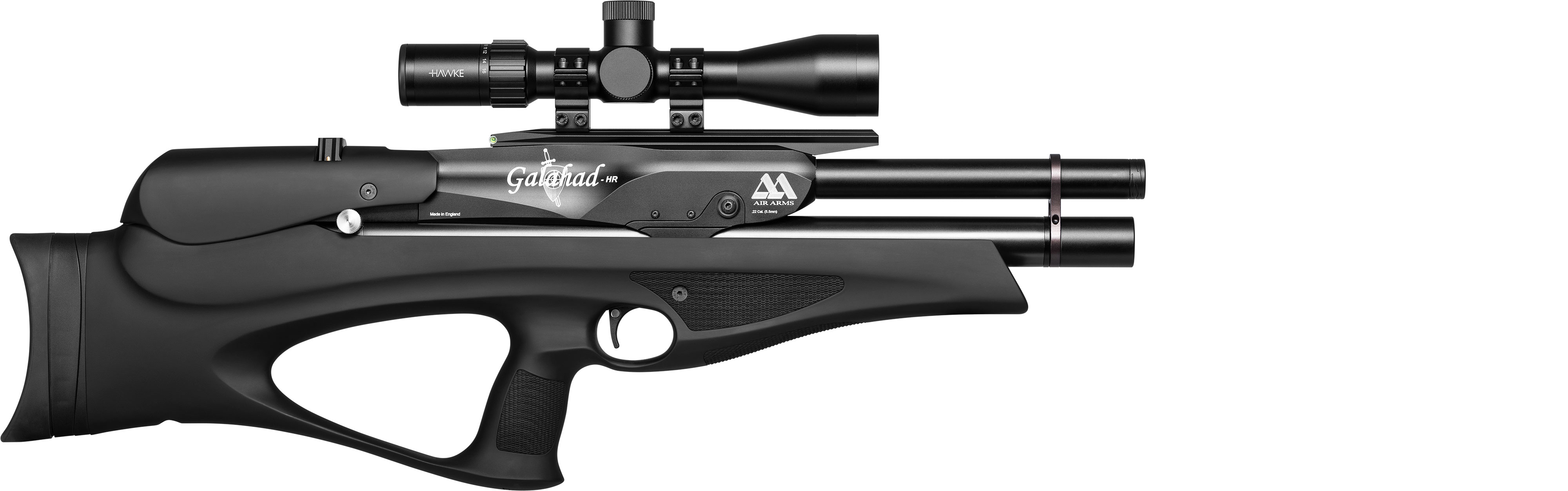 Galahad HP Carbine Soft-Touch Black