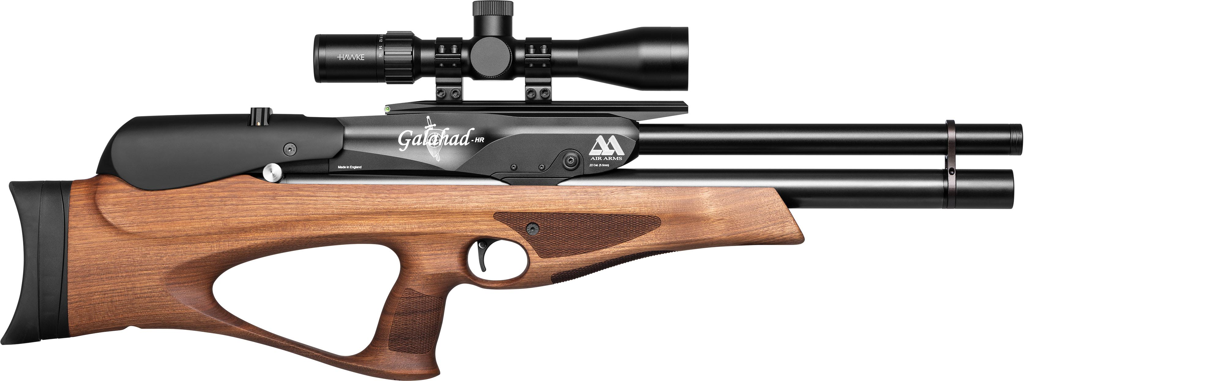 Galahad HP Rifle Walnut