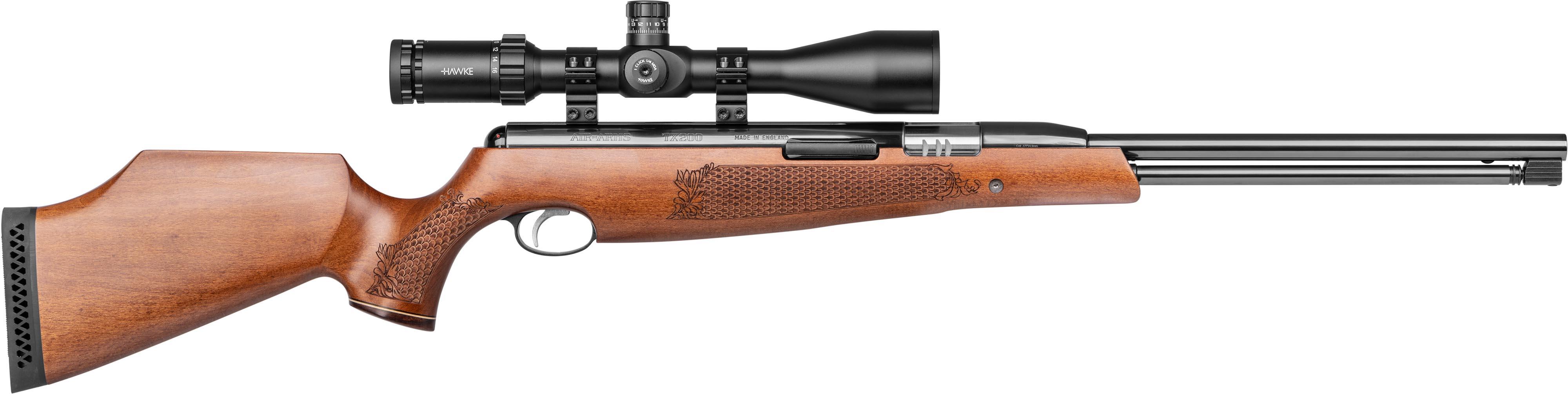 TX200 MkIII - Spring Rifles | Air Arms