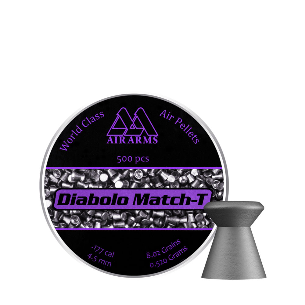 Diabolo Match-T Training Pellet